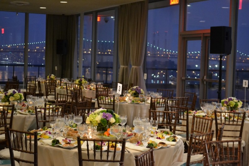 Top wedding venues for the summer in ny 2017 seek weddings for Best private dining rooms new york city