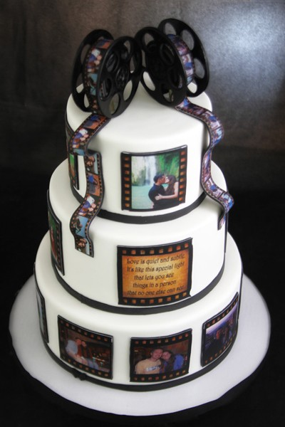 Film-Themed-Wedding-Cake-400x600